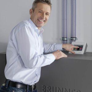 Brunner Pelletofen bei 123heizen Senemann, Ihrem Heizexperten in der Steiermark, kaufen